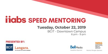 Speed Mentoring 2019 Presented by BCIT and Langara tickets