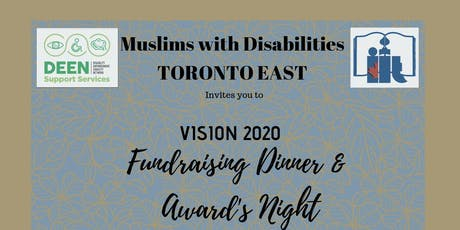 Vision 2020 Fundraising Gala and Awards Night tickets