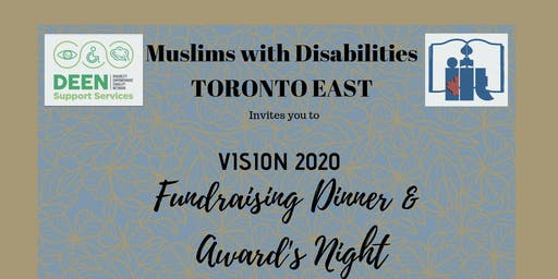 Vision 2020 Fundraising Gala and Awards Night