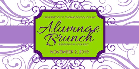 St. Thomas Law Alumnae Brunch 2019 tickets