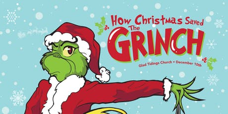 How Christmas Saved the Grinch 12:30PM Showing tickets