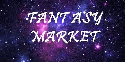 Fantasy Market tercera edición WILLOW  en la tierra del encanto