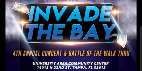 Invade The Bay 2019 tickets