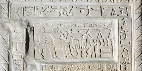 Hieroglyphics for beginners - People and Places  tickets