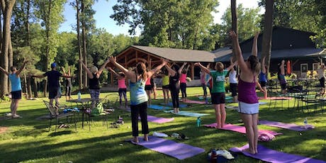 Wine about Yoga @ Spring Lake Winery tickets