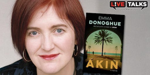 An Evening with Emma Donoghue