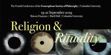 Religion & Rituality tickets