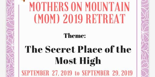 Mothers on Mountain (MoM) 2019