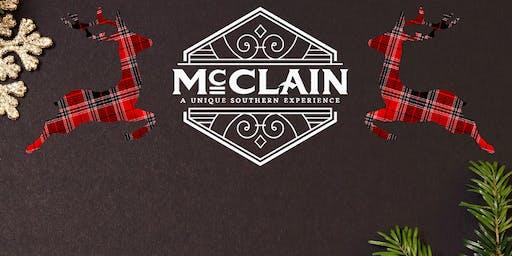 Breakfast with Santa at McClain