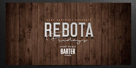 REBOTA Fridays tickets