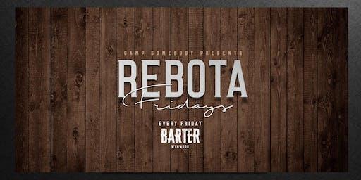 REBOTA Fridays