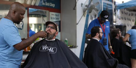 Wahl Offering Free Facial Hair Trims at Pershing Square tickets