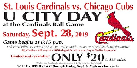 Sponsor a JROTC Cadet to Cardinals Game tickets