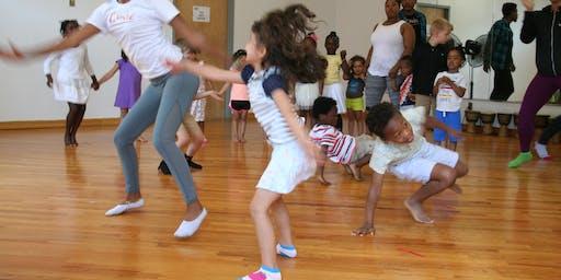 Rhythm Nation - African Dance Foundation for Children