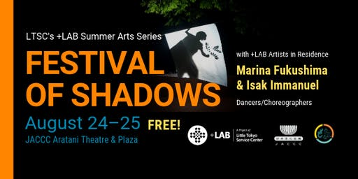 FESTIVAL OF SHADOWS: Mapping Invisible Dances