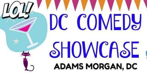 DC Comedy Showcase at Comedy Club DC - Washington, DC (ADAMS MORGAN)