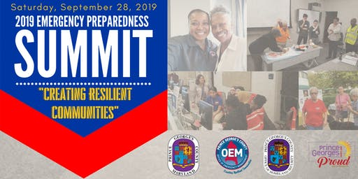 "2019 OEM Emergency Preparedness Summit  ""Creating Resilient Communities"""