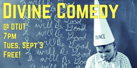 Divine Comedy: September tickets