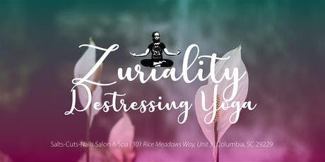 Zurialiaty De-Stressing Yoga tickets
