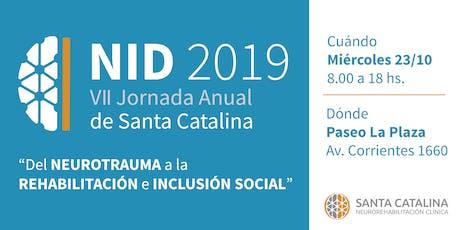 NID 2019 - Santa Catalina entradas