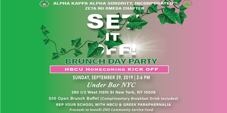 SET IT OFF!  Brunch Day Party tickets
