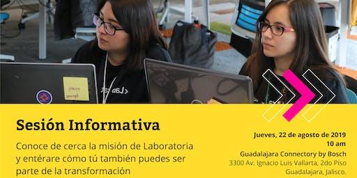 Sesión Informativa GDL: ¿Cómo iniciar una carrera en tecnología?