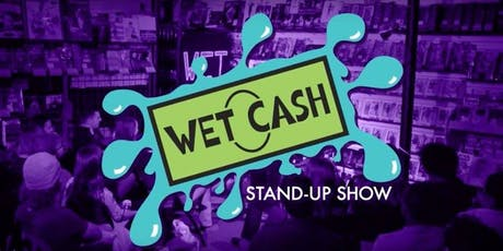 Wet Cash: Free Half Acre Beer and Comedy tickets