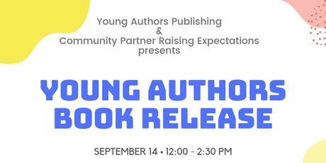 2019  Young Authors Book Release tickets