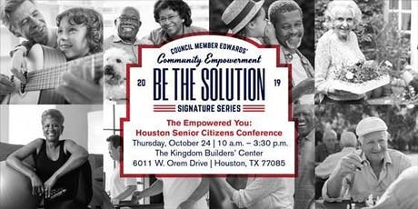 The Empowered You: Houston Senior Citizens' Conference tickets