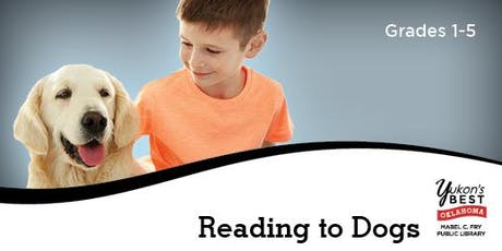 Reading to Dogs (1-5) tickets