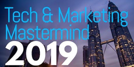 Tech & Marketing Mastermind 2019 tickets