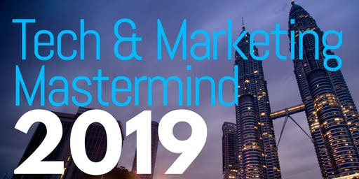 Tech & Marketing Mastermind 2019