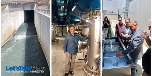 Let's Talk Water with Council Member Ahmad Zahra