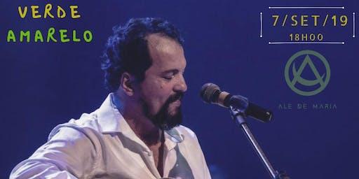 Verde Amarelo - Ale de Maria & Percussão