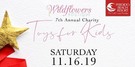 7th Annual Toys for Kids tickets