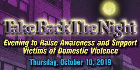 Take Back the Night 2019 tickets