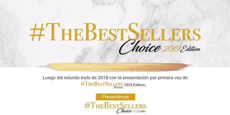 2019 #TheBestSellers Choice tickets