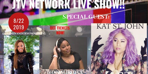 Jazmin Anderson Live Show!!