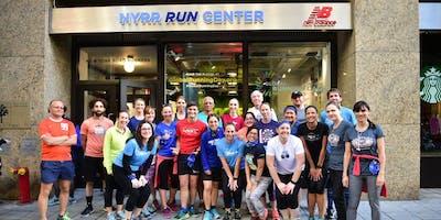 NYRR Running History Tour