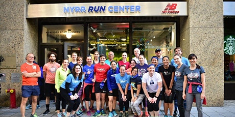 NYRR Running History Tour tickets