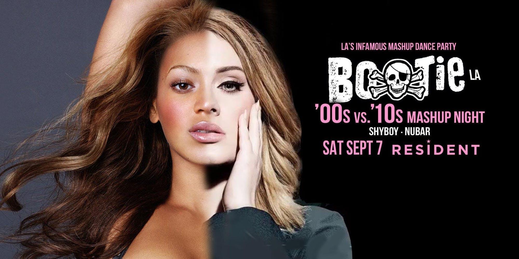 Bootie LA: '00s vs. '10s Mashup Night
