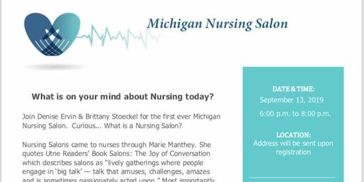 Michigan Nursing Salon
