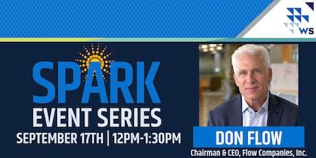 Winston Starts SPARK Series: Don Flow tickets