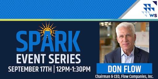 Winston Starts SPARK Series: Don Flow