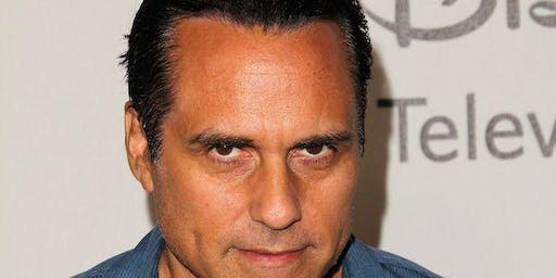 DEC 8 (LATE SHOW)- MAURICE BENARD- GENERAL HOSPITAL 3:30PM- 6:30PM