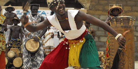 African Multicultural Dance and Music Festival tickets