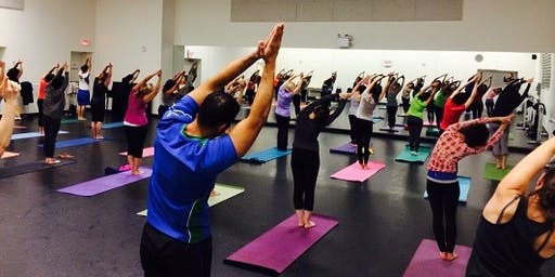 FREE Lunchtime Yoga Classes