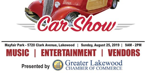 22nd Annual Summer Stampede Car Show