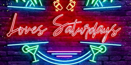 #LovesSaturdays - 21st of September tickets
