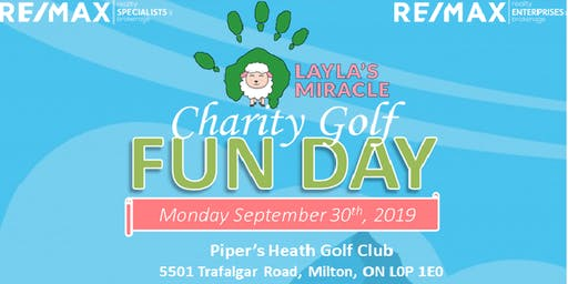 Layla's Miracle Charity Golf Fun Day